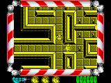 Mad Mix ZX Spectrum Don't try escape!