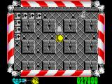 Mad Mix ZX Spectrum Chase enemies