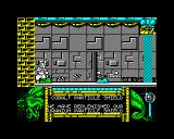 Kendo Warrior ZX Spectrum And here's one of another colour