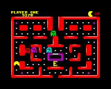 Classic Muncher ZX Spectrum And here is level 2