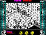Mad Mix 2: En el castillo de los fantasmas ZX Spectrum Game begins