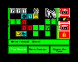Emlyn Hughes Arcade Quiz ZX Spectrum You lose!