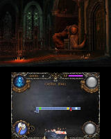 Castlevania: Lords of Shadow - Mirror of Fate Nintendo 3DS This door opens elsewhere...