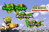 Shrek: Swamp Kart Speedway Game Boy Advance Take Shrek racing!