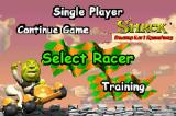 Shrek: Swamp Kart Speedway Game Boy Advance Single player modes