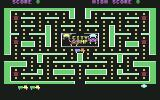 Trashman Commodore 64 Starting level 1