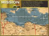 TalonSoft's West Front Windows first Mission in the Africa Korps Campaign