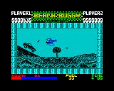Beach Buggy Simulator ZX Spectrum Shoot helicopters, they drop fire as well so you'll need to careful