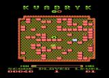 Gabi / Kuadryk Atari 8-bit Dragon far from target