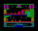 Spooky Castle ZX Spectrum You'll need to time your jumps well here
