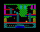 Spooky Castle ZX Spectrum Touched by a ghost!
