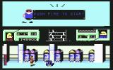 Bonanza Bros. Commodore 64 Stage 7: Laboratory