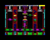 Dizzy Panic ZX Spectrum The shape guard changes in each level