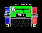 4 Soccer Simulators ZX Spectrum And it's a goal!