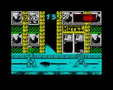 International Ninja Rabbits ZX Spectrum Here you fight against workmen with their spanners and you can also go down sewers