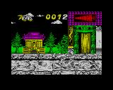 International Ninja Rabbits ZX Spectrum And here is our Ninja Rabbit showing off his skills