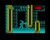 International Ninja Rabbits ZX Spectrum Eat my fist mole!