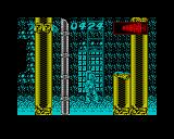 International Ninja Rabbits ZX Spectrum You can also climb up ladders