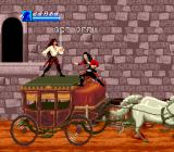 Cutthroat Island Genesis Carriage chase