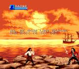 Cutthroat Island Genesis Another bossfight (I'm unfamiliar with the movie unfortunately)