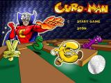 €uro-Man Windows Title screen