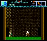 The Battle of Olympus NES An old wise guy in a cave