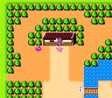 Destiny of an Emperor NES Your home town