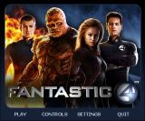 Fantastic 4 Windows The game's load screen