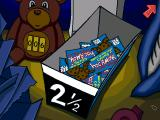 "Pajama Sam 3: You Are What You Eat From Your Head To Your Feet Windows Pajama Sam needs to find 20 box tops to get a Pajama Man doll (yup, ""action figure"" is just a term invented in order not to use the ""girly"" word ""doll"") - much easier than finding all the socks in the"
