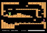 Crypts of Egypt Atari 8-bit Spiked
