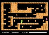 Crypts of Egypt Atari 8-bit 6 levers