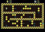 Heartlight Atari 8-bit Level 1 (color mode)