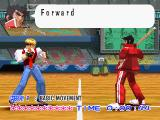 Rival Schools PlayStation Lesson mode: In this mode Hayato will teach you the moves and skills to become a master.