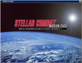 Stellar Combat: Mission Pack Windows Title screen. 