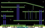 Jumpman Commodore 64 This level is called figurit; the floors and ladders can change!