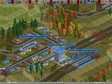 Transport Tycoon Deluxe Windows Great Drendworth Falls at the bottom of the mountain