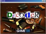 CrossWorld 95 Windows Decoder - Title Screen