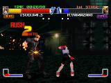 Fatal Fury: Wild Ambition PlayStation Look, 3D gameplay and new characters as Tsugumi Sendo are available in this game.