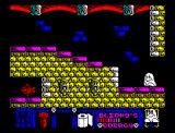 Blinkys Scary School ZX Spectrum Red fish