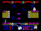 Blinkys Scary School ZX Spectrum Lemon juice