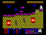 Blinkys Scary School ZX Spectrum Hights level