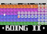 Boing II Atari 8-bit Level start up