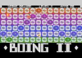 Boing II Atari 8-bit Strawberry incomming