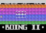 Boing II Atari 8-bit Destroyed by enemy