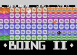 Boing II Atari 8-bit Enemy hit