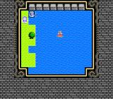 The Magic Candle: Volume 1 NES Sailing on a ship