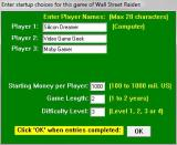 Wall $treet Raider Windows Windows release, version 6.70 (2013)