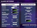 Master of Orion 3 Windows Game options