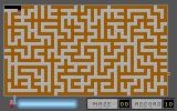 Thinking Games 2 DOS Billy Bat Rescue Mission - Dig your way out of the maze