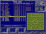 The Manager DOS Team tactics